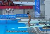 菲律宾选手再现灵魂跳水!教练愤而离场,裁判都不知该怎么打分