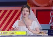 江疏影穿婚纱喊话想嫁人,霸气称参加节目不想当女主人只想嫁出去