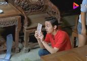 汪涵又开始展示他的文采了,被谢娜更换一个字成了恶搞