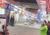 广州长江国际纺织城砸死人?官方辟谣:系垃圾掉落 无人伤亡