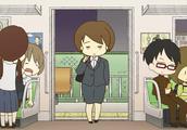 动画短片:你上班坐地铁时有遇到过这么尴尬的局面吗