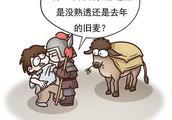 说起食品安全,古代人竟然这么干!(菲李漫画)