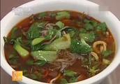 舌尖上的美食:江苏特色小吃·鸭血粉丝汤的制作方法!