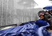 南京大屠杀遇难者名单墙新增26个姓名 1995年至今多次增刻