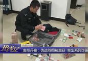 贵州丹寨:伪造驾照被查获 牵出系列诈骗案