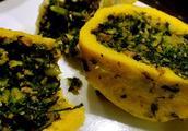 怎么做好吃,萝卜缨菜团子的家常做法