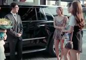 美女以为男友开的是帕萨特,结果是大众辉腾,一个尾灯8万的豪车