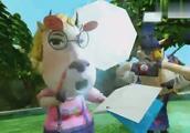 猪猪侠:遗忘战士又出来搞破坏了,要摧毁画家夫妻的梦想!