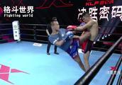 拳王争夺赛!中国拳手组合之战难分胜负,拳拳重击