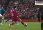 精彩回顾:利物浦1-0险胜那不勒斯萨拉赫穿档破门阿利松神扑