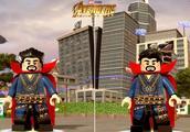 乐高漫威游戏中的复仇者联盟无限战争角色进化