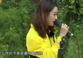 赵丽颖参加中国新歌声!唱了什么歌,竟让四位导师纷纷转身