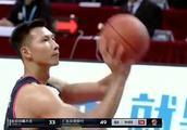 易建联又火了:两罚不进太罕见 NBA式金鸡独立投篮霸气回应