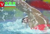 杭州世锦赛女子800自由泳王简嘉禾轻松夺冠,还多游了一圈