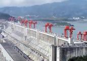 雄伟大气的长江三峡大坝,这么伟大的工程,太厉害了