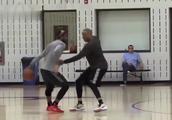 NBA:欧文在野球场简直就是无解版的存在,难怪他离开詹姆斯难受