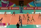 排超天津女排3-2力挫北京 超新星李盈莹狂砍37分