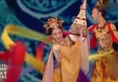 宛若仙女下凡!佟丽娅华表奖舞蹈《远航》助力中国电影强国梦