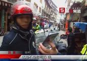 摩托车违停被交警贴罚单,男子在朋友圈泄愤辱骂,结果被拘5天