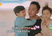 诺一霓娜这段的表现,简直像天使,刘烨有这样的儿女真是太幸福了