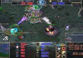 「ZeroDOTA」王者对决261:毒龙NEC坦克装甲 人马风行殊死一搏