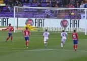 西甲-格列兹曼2射1传卡利尼奇建功 马竞3-2胜巴拉多利德
