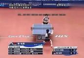 经典回顾:大魔王张怡宁的可以让球,感觉日本对手都快哭了