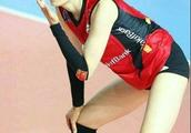 现中国女排第一主攻朱婷近况:成了土耳其的队大腿