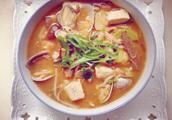 韩国大酱汤的正宗做法