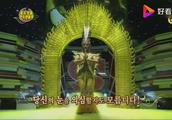 中国千手观音舞蹈,登上韩国综艺,震撼的观众不停发出欢呼