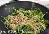 过年时家里的菜太油腻,试试这样做豆芽,清淡美味,太受欢迎了