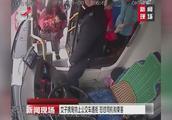 女子携宠物上公交车遭拒,竟无理取闹,全车乘客被迫换乘