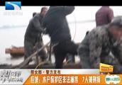 打鱼过年犯大错!水产保护区内非法电鱼捕捞,7人被刑拘