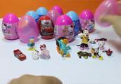 健达奇趣蛋 白雪公主 迪士尼 小猪佩奇 海底小纵队