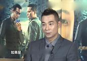 赵文卓曾经和甄子丹在拍电影不合,赵文卓 他不尊重我!