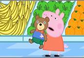 佩奇竟然把小熊泰迪给弄丢了,这下可糟糕了