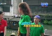 王祖蓝最萌身高差,吐槽张蓝心:老是挡我的镜头!