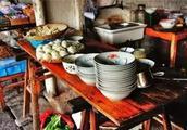 旅游景点好吃不好吃小吃盘点⑧:浙江绍兴安昌古镇