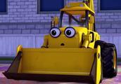 新巴布工程师 巴布和工程车都在忙着 他们在装修奶昔店