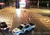 戏精?男子酒驾冲卡后逃逸 又报假警称车被盗