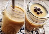 珍珠奶茶的详细制作方法?