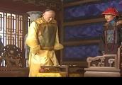 康熙王朝:康熙和周培公正下棋,突然龙颜大怒吓坏培公伴君如伴虎