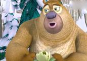 熊出没动画:强哥计谋得逞 熊二你想起来的太晚了