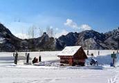 京郊滑雪场体验冰雪世界激情