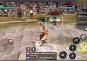 手游龙之谷:剑圣,PK狂魔的日常,精彩连招 超清