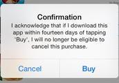 苹果14天无条件退款漏洞,没了……