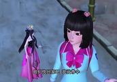 精灵梦叶罗丽:水王子终于看到王默的真实样子,竟夸赞很漂亮!