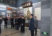 牡丹江市委常委、宣传部长陈苏到刁翎镇八女投江遗址纪念地调研