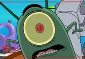海绵宝宝:痞老板和蟹老板上演海底36计 老蟹秒变会飞的大闸蟹