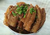 香芋红烧肉的做法,香芋红烧肉怎么做好吃,香芋
